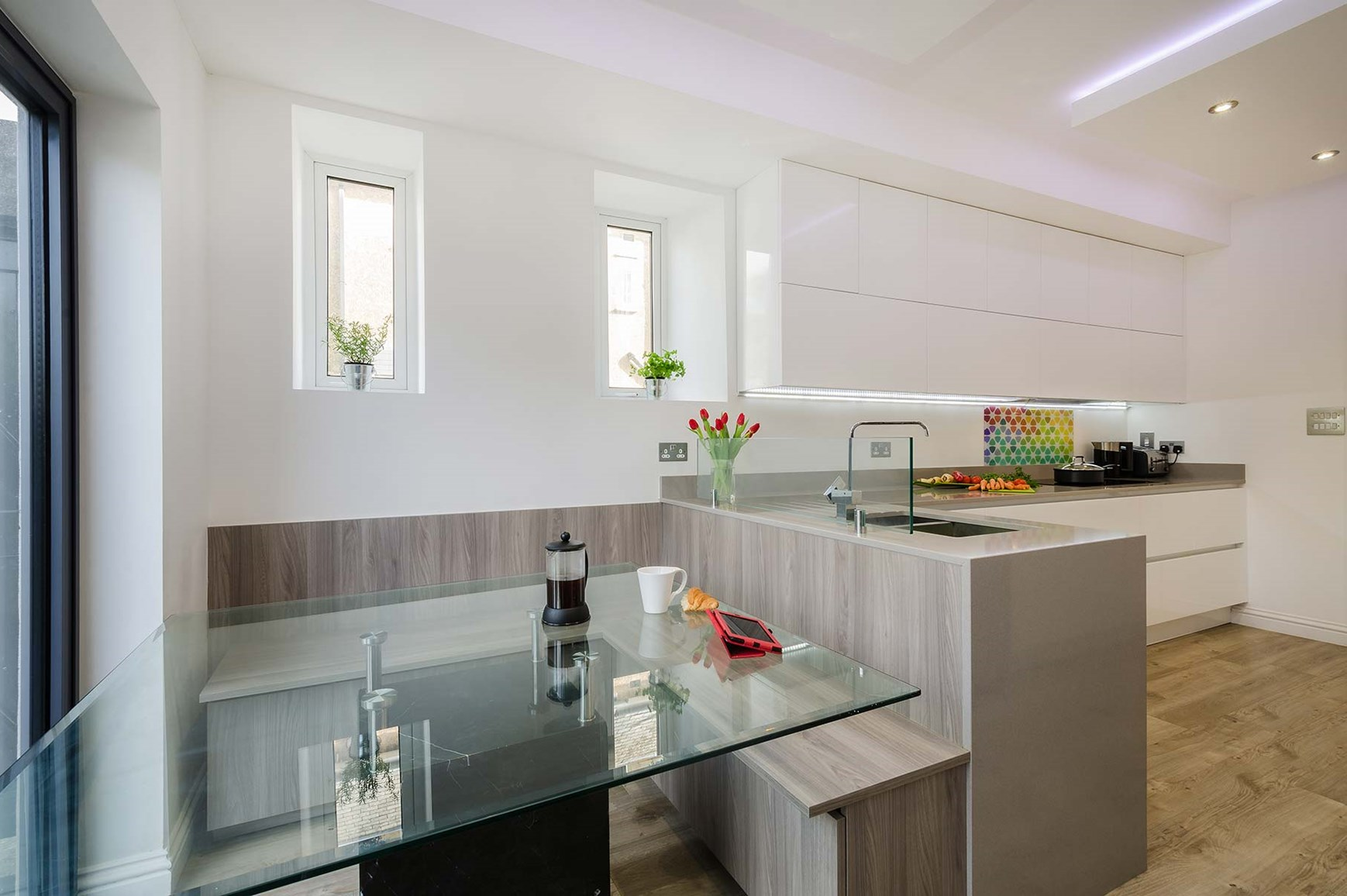 Kitchen breakfast room | Arrital Kitchens - Plymouth