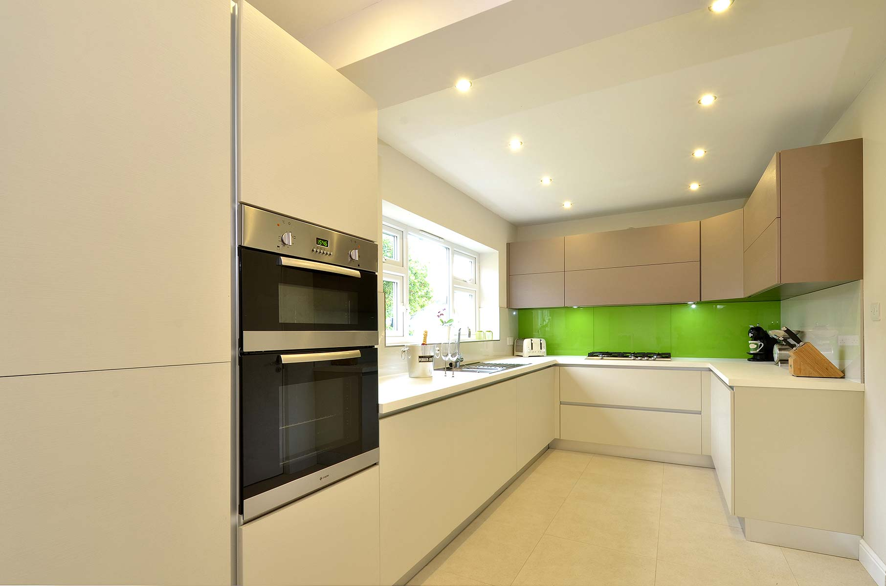 Ivory Kitchen Plymouth Arrital Kitchens