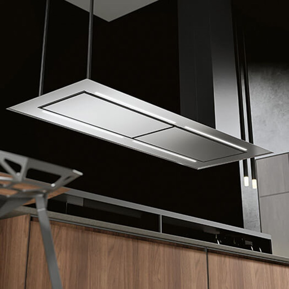 Kitchen induction hood
