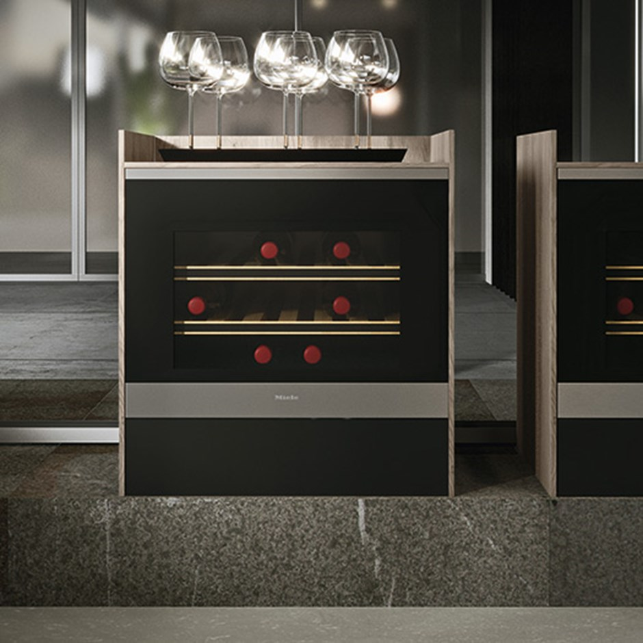 Free standing kitchen elements